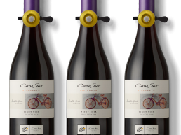 Cono Sur 2015: Limited Edition bells on pack