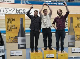 Cono Sur 2015: Winners of Velodrome launch event