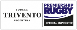 Trivento: Official Supporter of Premiership Rugby