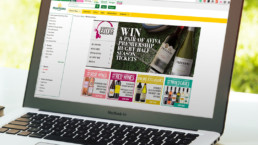 Trivento, Sponsor of Premiership Rugby, online competition advertised through Morrisons website