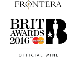 Frontera - Official Wine of The BRITs 2016