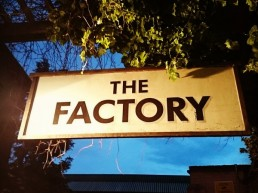 The Factory, Kingston. New home to Grand Central Creative